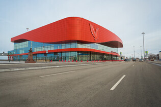 "Life of the completed projects: Chelyabinsk International Airport ""Igor Kurchatov"""