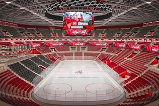 "The Government of the Russian Federation has approved the allocation of budgetary funding for the ""ARENA OMSK"" construction"