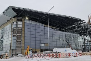 The builders of the airport in Kemerovo received permission from Rostekhnadzor for the admission of a thermal power plant
