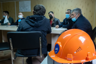 Limak Marash Employees Improve Skills