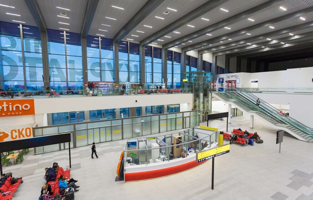 New airport terminal - photo4