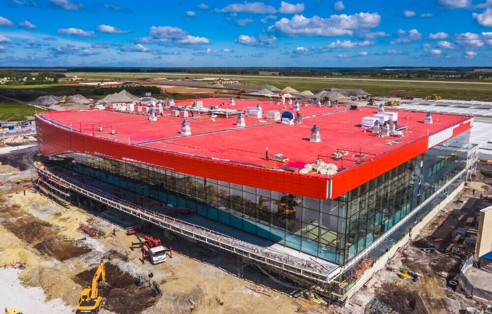New airport terminal - photo8