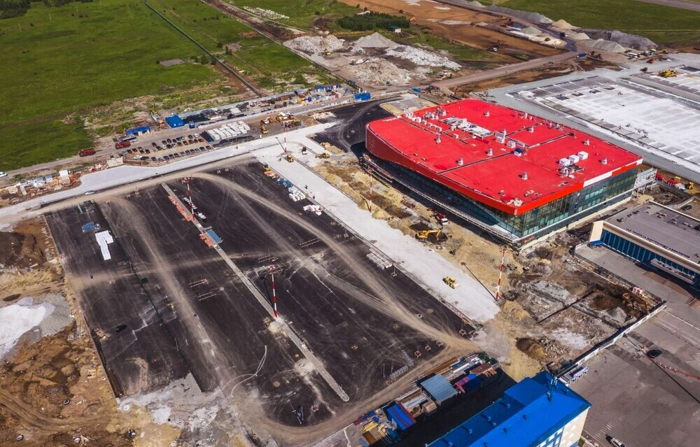 New airport terminal - photo16